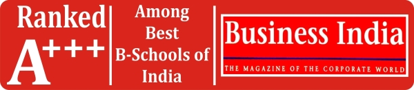 Ranked A+++, Best B-Schools of India, Business India