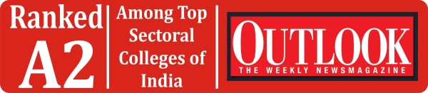 Ranked A2, Sectoral Colleges of India, OUTLOOK