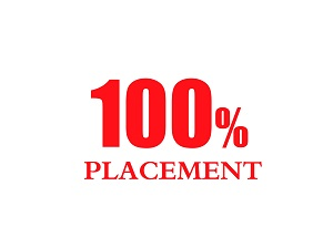 100% Placement Record