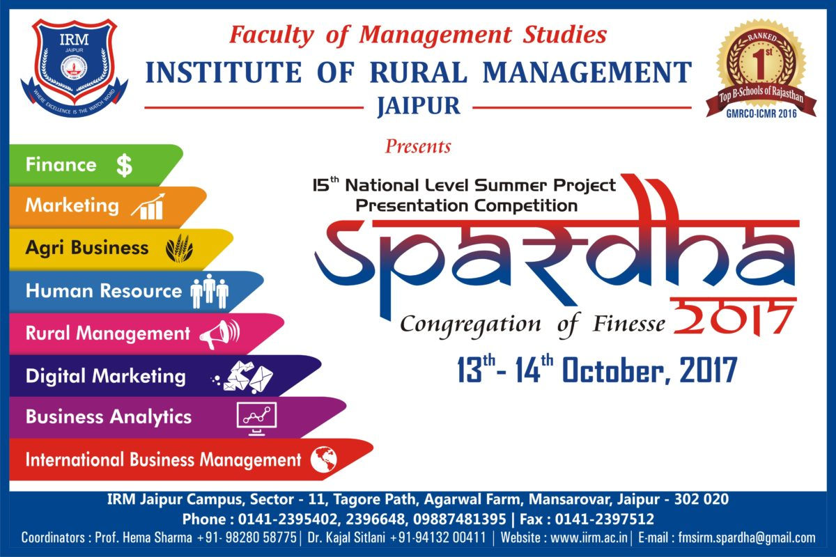 Spardha Poster